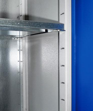 Albac Syst 232 Mes De Rangement Armoires Standards
