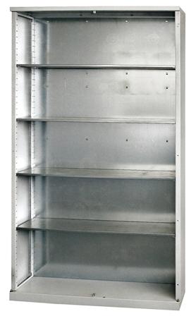 albac syst mes de rangement armoires standards. Black Bedroom Furniture Sets. Home Design Ideas